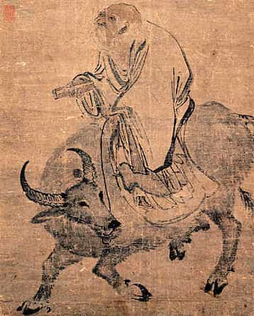 Lao Tzu, writer of Tao Te Ching.